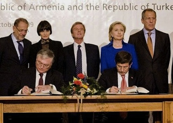 Armenia Scraps Zurich Protocols; President Sargsyan Points to Turkish Intransigence