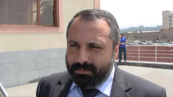 Artsakh's Presidential Spokesman, David Babayan