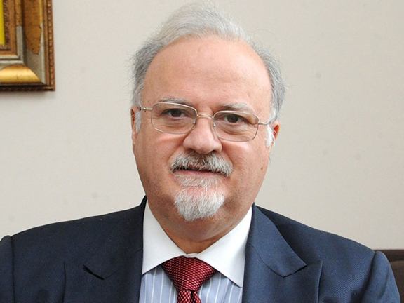Ambassador of France to Azerbaijan Pascal Monnier (Source: Public Radio of Armenia)