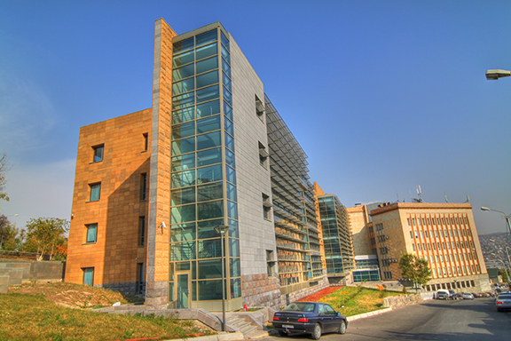 The American University of Armenia