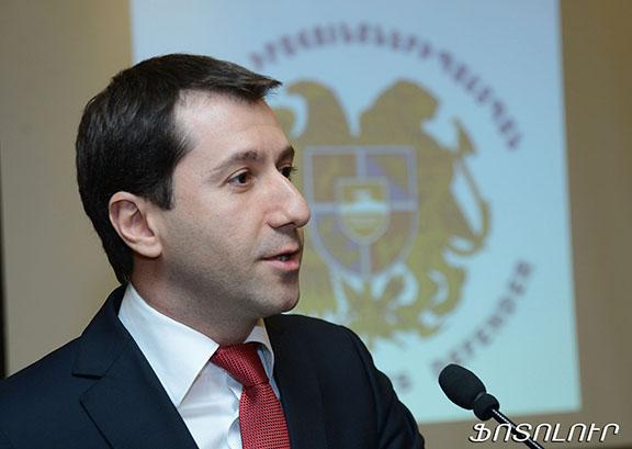 Former Ombudsman Karen Andreasyan. (Soure: Photolure)
