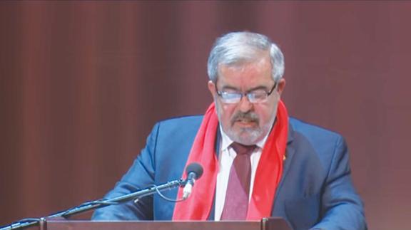 ARF Bureau Chairman Hrand Markarian