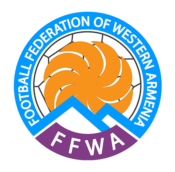 Football Federation of Western Armenia Logo