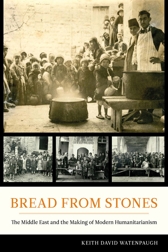 """Bread From Stones"" book cover"