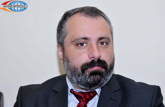 David Babayan (Source: Armenpress)