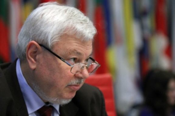 Ambassador Andrzej Kasprzyk, Personal Representative to the OSCE Chairperson-in-Office. (OSCE/Jonathan Perfect)