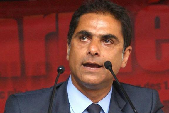 ARF Bureau member Murad Papazian