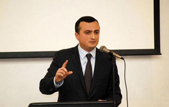 Permanent Representative Robert Avetisyan