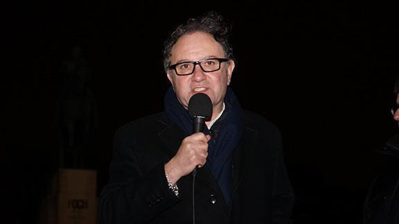 Co-Chairperson of CCAF Ara Toranian (Photo: Nouvelles d'Arménie Magazine)