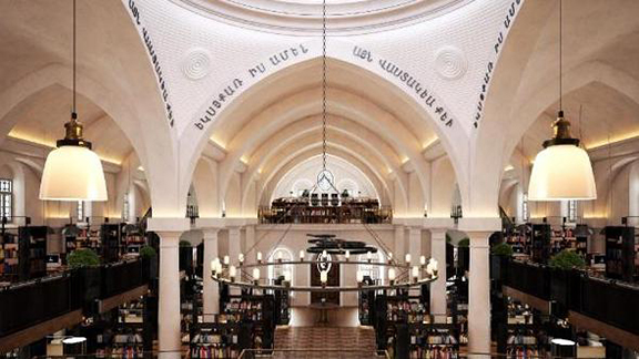 Armenian Church in Kayseri to reopen as library (Source: ArmRadio)