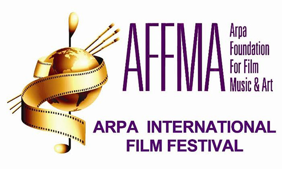 Arpa International Film Festival logo