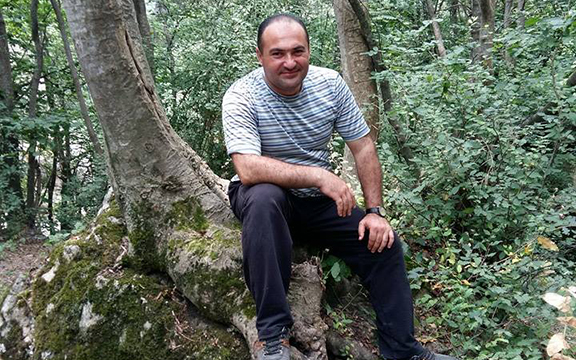 Nver Babajanyan (Photo: Nver Babajanyan Facebook Page)