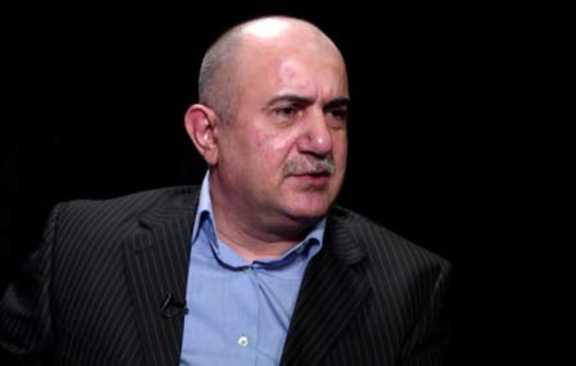 Samvel Babayan, former Defense Minister of Artsakh (Source: ArmInfo)