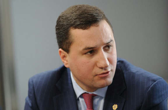 Spokesperson of the Armenian Foreign Ministry Tigran Balayan