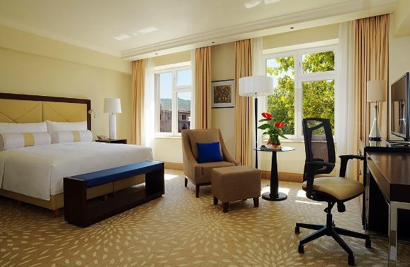 Marriott Armenia rooms