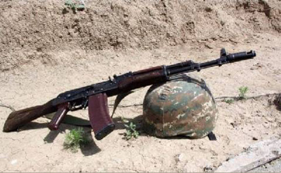 Another Artsakh soldier killed on Saturday