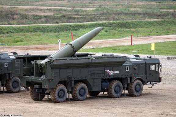 Aside from Russia, Armenia is the only country in the region to posses the Iskander missile system