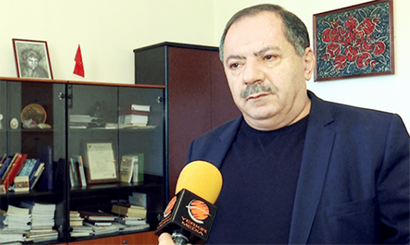 ARF Supreme Council representative Aghvan Vardanyan