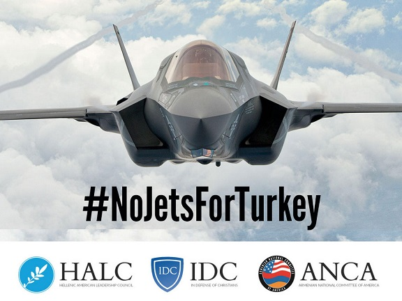 No Jets For Turkey