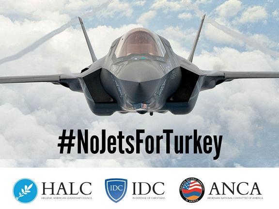 No Jets For Turkey