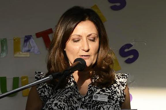 ARS Regional Executive Board member Anita Altounian