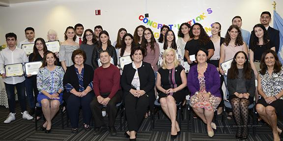 2019 ARS Outstanding High School Scholarship Recipients