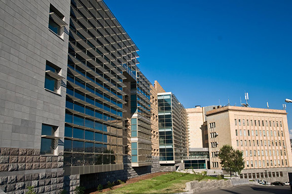 AUA campus buildings where the educational program will be offered