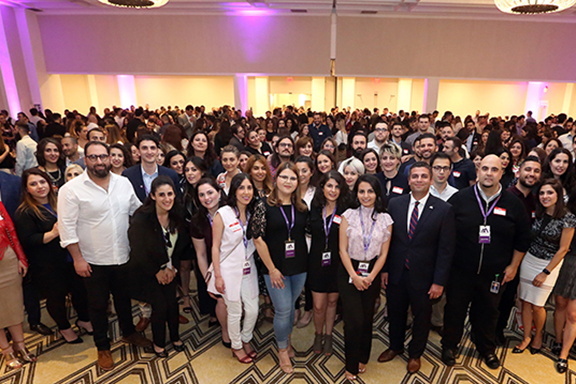 AYP Summer Mixer Benefiting Armenian American Museum with More Than 700 Young Professionals (1)