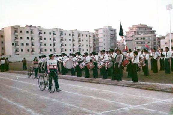 Fanfare in Lebanon