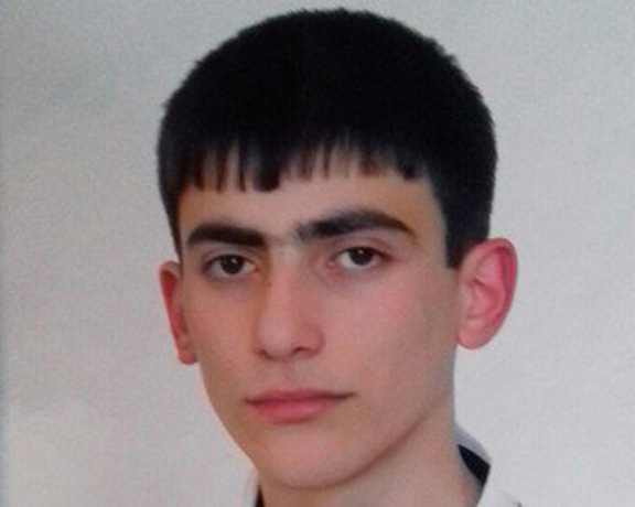 Private of the Artsakh Defense Army Sipan Melkonyan (born in 2000) was killed by Azerbaijani fire