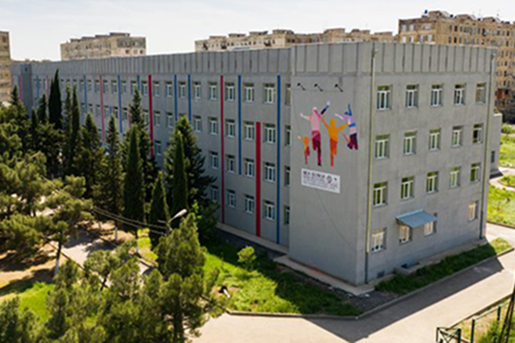 A MCC-funded STEM school in Georgia
