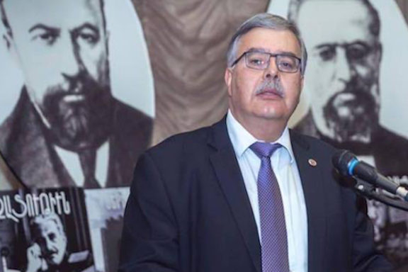 ARF Bureau Chairman Hagop Der Khachadourian