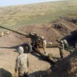 Artsakh forces continued to retaliate against Azerbaijani attacks
