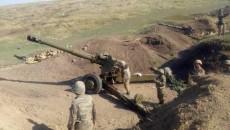 Artsakh forces continued to retaliate against Azerbaijani attacks