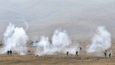 Azerbaijan violates ceasefire agreement reached on Saturday