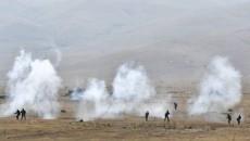 Azerbaijan violates ceasefire agreement reached on Saturday