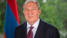 President Armen Sarkissin