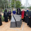 VIEW GALLERY: L.A. County Supervisors Kathryn Barger and Hilda Solis with Armenian Religious leaders at Grand Park