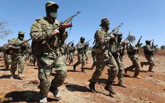 Syrian mercenaries fighting for Azerbaijan
