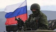 A Russian peacekeeper in Karabakh