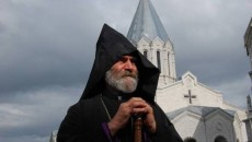 Primate of the Artsakh Diocese Archbishop Parkev Martirosyan