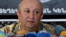 Armenia's former Head of  military control service General Movses Hakobyan