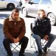 ARF members Garik Avetisyan (left) and Gegham Manukyan began an indefinite hunger strike on Nov. 23