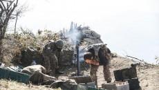 Artsakh forces neutralized enemy combatants near Shushi
