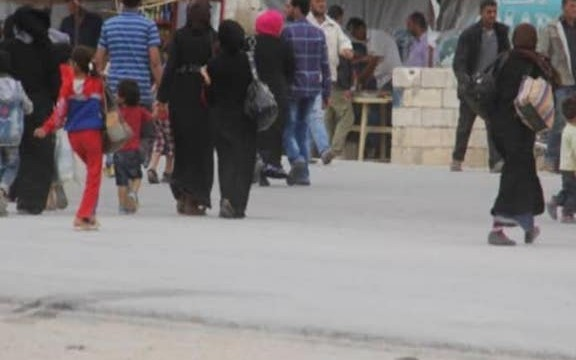 A Syria-based rights group reported that armed Syrian groups of Turkmen origin and their families will settle in Artsakh