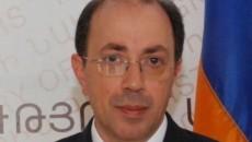 Ara Ayvazyan is Armenia's new foreign minister
