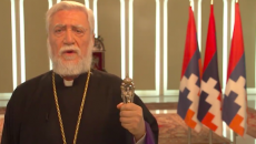 His Holiness Aram I, Catholicos of the Great House of Cilicia addresses all Armenians