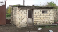 An abandoned house in Martakert's Nor Maragha village, which was handed over to Azerbaijan on Nov. 20