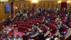 French senators applaud the passage of resolution recognizing Artsakh