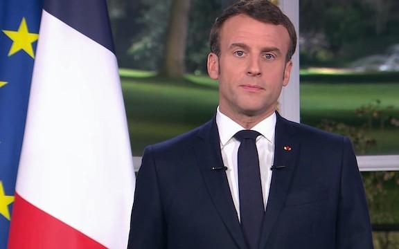 President Emanuel Macron of France